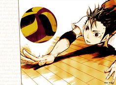 haikyuu nishinoya - Google претрага Haikyuu Nishinoya, Volleyball Anime, Haikyuu Characters, Wings, Image, Google, Feathers, Feather, Ali