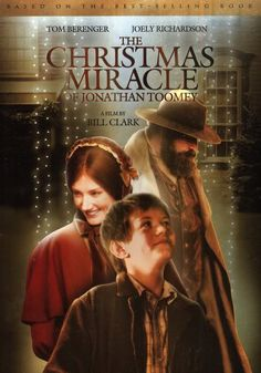 The Christmas Miracle of Jonathan Toomey - Christian Movie/Film on DVD. http://www.christianfilmdatabase.com/review/the-christmas-miracle-of-jonathan-toomey/