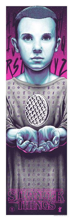 Stranger Things Eleven 11 Millie Bobby Brown