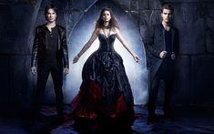 Vampire Diaries Gown Fashion