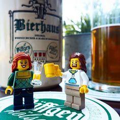 Beer Keller #Cologne #Germany #Beer #Travel #Europe #Lego #MiniFigures #Summer #Holiday