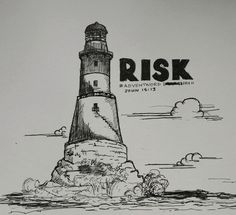"Advent word of the day ""Risk"""