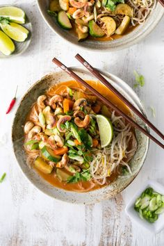 131 best indian and middle eastern food images on pinterest vegan thai red curry noodles forumfinder Image collections