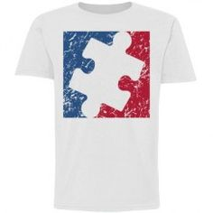 Distressed Major League AUTISM Logo Shirt