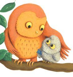Estelle Corke - Book Corke Owls