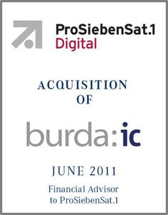 The acquisition of burda:ic is a perfect addition to the ProSiebenSat.1 games portfolio. alaplaya has a diverse games portfolio including blockbusters such as S4 League and ARGO, an international profile and a strong technical platform. This will enable ProSiebenSat.1 Digital to license games in the future itself, and its marketing power makes it an attractive partner for both German and international games developers.