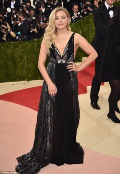 Kick ass style: Chloe Moretz is certainly keeping herself busy as she made her way to the ...