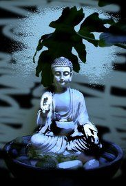 Spiritual and calming
