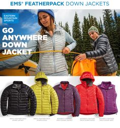 5403c6f6203 We have the biggest selection of women's outdoor clothing, footwear &  accessories from your favorite brands at the lowest prices. Eastern  Mountain Sports
