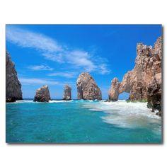 Cabo San Lucas Mexico Postcards