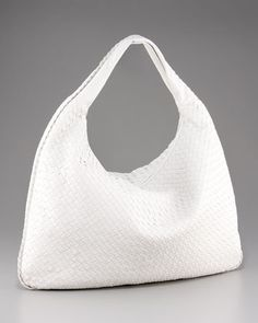 Bottega Veneta. I want this bag!