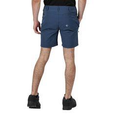 Capri Broek Mannelijk Blauw Korte Broek Losse Heren Grote Maten Denim Meerdere Zakken
