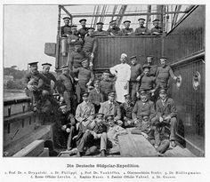 11.08.1901 Erich von Drygalski