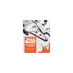 Millennium Falcon : Relive the Millennium Falcon's Greatest Missions and Build a Foot-wide Paper Model