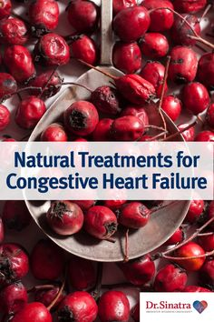 Congestive heart failure results from a tired, weak, energy-starved heart that is losing its ability to pump blood efficiently. Sadly, it results in approximately 30,000 deaths annually.  Many patients benefit greatly from blending conventional and alternative therapies in treating it. #hearthealth #heartfailure #naturalremedies