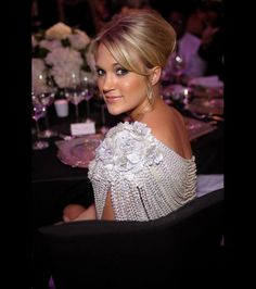 Carrie Underwood gave up meat at 13-years-old, as she couldn't imagine eating one of her own animals. She was named PETA's sexiest vegetarian in 2005 and 2007