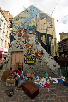 flipping brilliant! #graffiti #arteurbana #streetart #urbanart #grafite