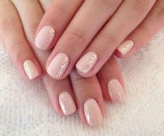 Top 25 Amazing Gel Nail Designs 2014 #gelnaildesigns #nailartdesigns #nail_designs_2014