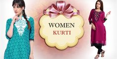 Buy #Kurtis, #Kurtas and ethnic wear online at reasonable prices.. Click to know more >>http://hytrend.com/women/clothing/kurtas-kurtis.html