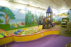 Would You Pay For Access to an Exclusive Indoor Playground? | POPSUGAR Moms