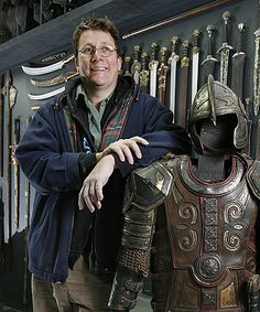 Sir Richard Taylor (of Weta Workshops), New Zealander of the Year 2012