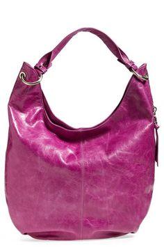 Hobo 'Gardner' Leather Shoulder Bag available at #Nordstrom