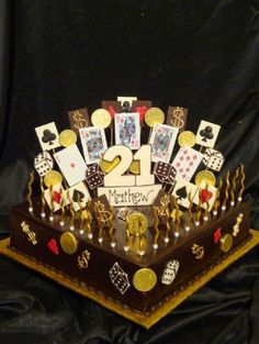 21st Birthday Cakes For Guys Best Birthday Cakes Las