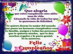 Frases De Cumpleaños Para Una Amiga Super Especial Frases De Cumpleaños Bonitas Mensaje De Feliz Cumpleaños Tarjeta D Feliz Cumpleaños