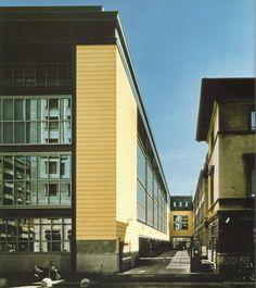 Gregotti - Nuova sede del Corriere della Sera