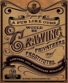 Red Stag Tavern: Privateers and Prostitutes