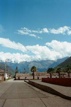 Cachora Village, starting point for the trek to Choquequirao by KoppCorentin, via Flickr