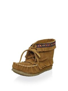 Zerostress Kid's Akeen Suede Bootie at MYHABIT