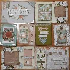 Hello lovely Pocket Letter - by Paper Crafts with Marloes