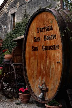 Fattoria San Donato, San Gimignano, Toscana
