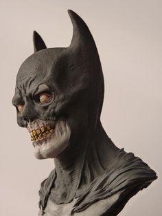 Zombie Drawings, Dark Art Drawings, Scary Characters, Zombie Monster, Batman Mask, Acid Art, Batman Poster, Zombie Art, Futuristic Art