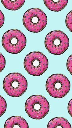 Wall paper celular whatsapp unicornio rosa Ideas - Best of Wallpapers for Andriod and ios Cartoon Wallpaper, Cute Food Wallpaper, Simpson Wallpaper Iphone, Cute Patterns Wallpaper, Iphone Background Wallpaper, Kawaii Wallpaper, Pink Wallpaper, Aesthetic Iphone Wallpaper, Disney Wallpaper