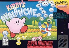 Cover art for the NA version known as Kirby's Ghost Trap