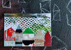 mano kellner, postcard