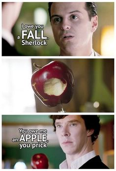 Ahahaha. I actually thought this when I watched it the first time.