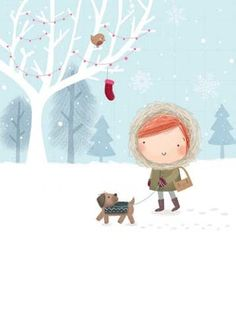 Sarah Ward Illustration -  Plum Pudding Agency