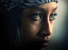 """""""Those Eyes..!!"""" by Rudra Mandal, via 500px."""