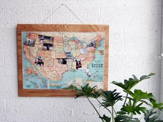 Travel Channel's Roam blog shares how to make an easy DIY photo map so you can track and display your travel memories.