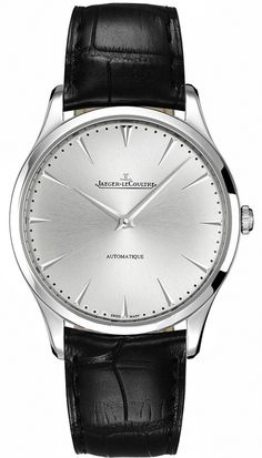 @jlcwatches Watch Master Ultra Thin 41 #bezel-fixed #bracelet-strap-alligator #brand-jaeger-lecoultre #case-material-steel #case-width-41mm #delivery-timescale-4-7-days #dial-colour-silver #gender-mens #limited-code #luxury #movement-automatic #new-product-yes #official-stockist-for-jaeger-lecoultre-watches #packaging-jaeger-lecoultre-watch-packaging #style-dress #subcat-master #supplier-model-no-q1338421 #warranty-jaeger-lecoultre-official-2-year-guarantee #water-resistant-50m
