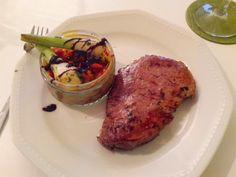 MagublaCook: Steak auf Frühlingsgemüse
