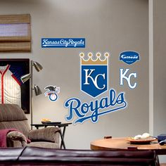 Kansas City Royals 5X8ft Indoor Outdoor Ulti Mat Tailgating Area Rug Carpet