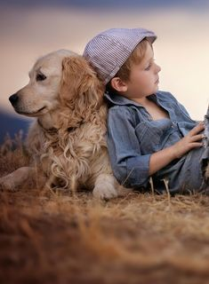 Puppy love · obviously he's going to be a writer. animals for kids, n animals, cute N Animals, Animals For Kids, Cute Animals, Small Puppies, Dogs And Puppies, Doggies, Children Photography, Animal Photography, Photography Props