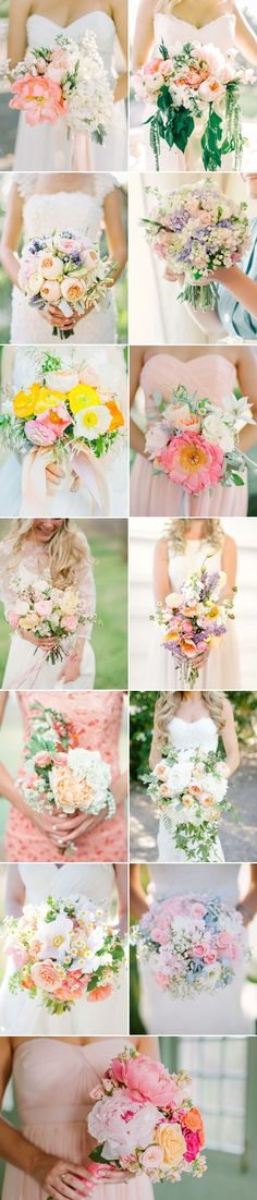 72 Gorgeous Ideas for Wedding Bouquets | http://www.deerpearlflow...Visit: inspirational-wedding.com for more ideas