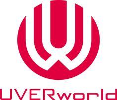 UVERworld透過ロゴ 赤