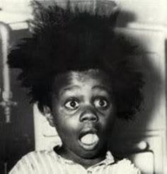 "Billy Thomas, Mar.12,1931 - Oct.10,1980. ('Buckwheat' On ""Little Rascals"" & ""Our Gang""). Heart Attack"