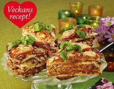 Fredagsfestligt med varm smörgåstårta! - Recept - Stowr
